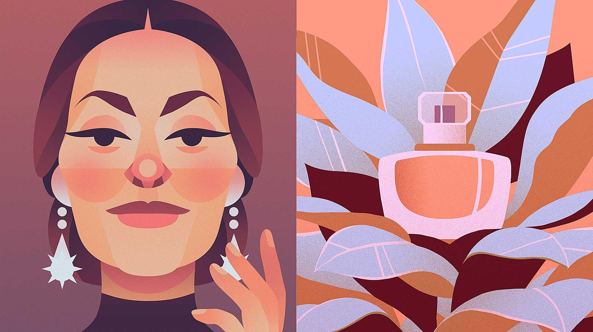 Motion Graphics Cgi Illustrations